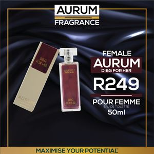 Aurum DI&G For Her Fragrance ( Pour Femme)