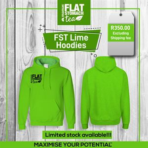 FST Lime Green Hoodies