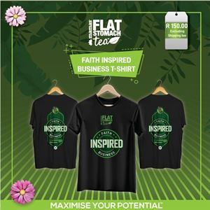 Faith Inspired Business T-Shirt