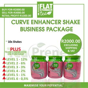 Curve Enhancer Shake Business Package