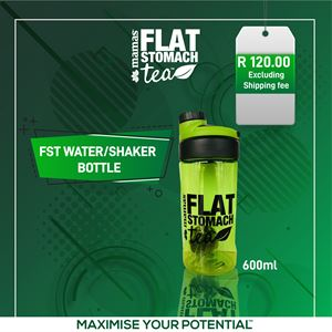 FST Water/Shaker Bottle
