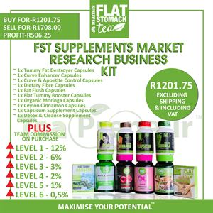 FST Supplements Market Research Business Kit