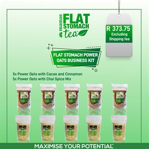 Flat Stomach Power Oats Business Kit