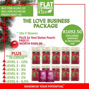 The Love Business Package