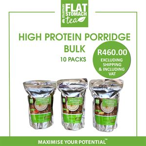 Flat Stomach High Protein Porridge