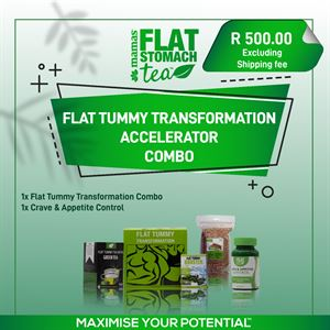 Flat Tummy Transformation Accelerator Combo