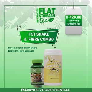 FST Shake and Fibre Combo