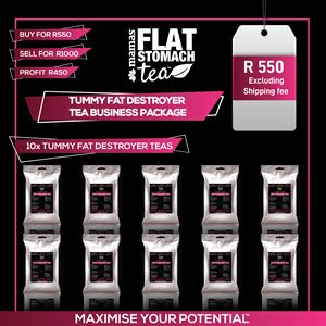 Tummy Fat Destroyer Tea Business Package