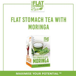 Flat Stomach Tea With Moringa