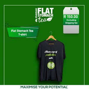 Flat Stomach Tea  T-Shirt