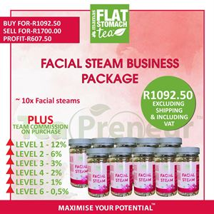 Facial Team Business Package