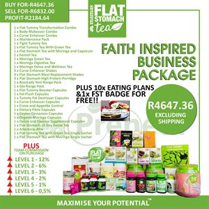 Faith Inspired Business Package