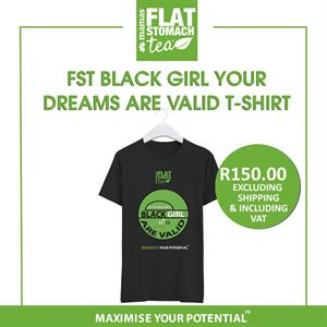 FST - Black Girl Your Dreams Are Valid T- Shirt